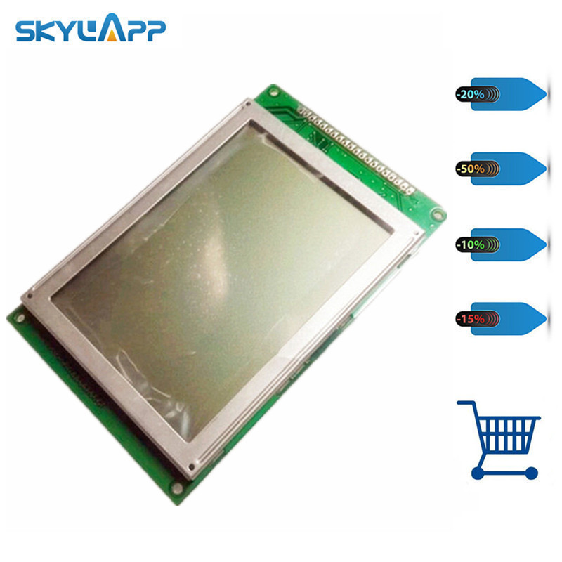 Skylarpu LCD display screen Panel For TRULY MPGIN2323-A1-E Embroidery machine LCD screen display Panel (without touch) цена