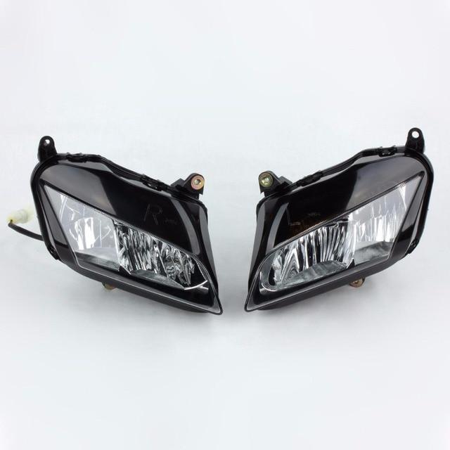 Motorcycle Front Headlight Motto Head Lamp Lights For Honda Cbr600rr Cbr Rr 2007 2008