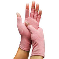 1Pair Therapy Unisex Health Care Lightweight Compression Gloves Relief Training Washable Joint Pain Hand Arthritis Wrist Support