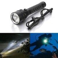 Waterproof Underwater 100M 3000LM Diving Flashlight 3 X XM L XML T6 LED Scuba Torch Light