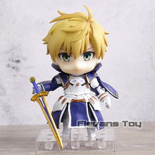 Nendoroid 842 DX Fate/Prototype Saber Arthur Pendragon Prototype Ascension Ver.  PVC Action Figure Collectible Model Toy
