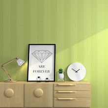 papier peint Modern Bedroom Wall Papers Home Decor Green Stripe Wallpaper for Living Room Walls Cover Mural