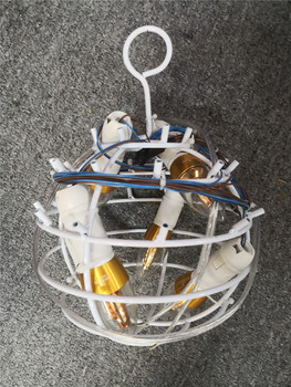 Lampadari In Vendita | Vendite Di Arte Del Vetro Soffiato Lampadario In Stile Bianco Satinato A Mano In Vetro Soffiato Di Murano Luci Di Soffitto
