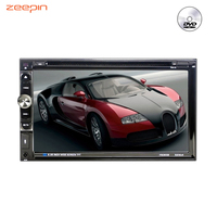 Zeepin 2 Din Car Radio Mp5 Player Stereo Auto DVD Player 6 95 Inch Touch Screen