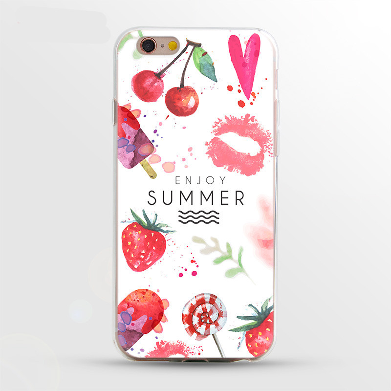 Newest ultra thin soft tpu case for iphone apple 5 5s 5G back cover phone case clear shell 02