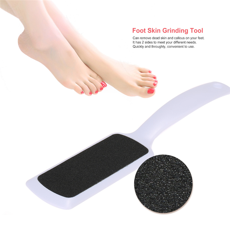 Professional Nail File Nail Buffer Set Dead Skin Remover Foot Care ...