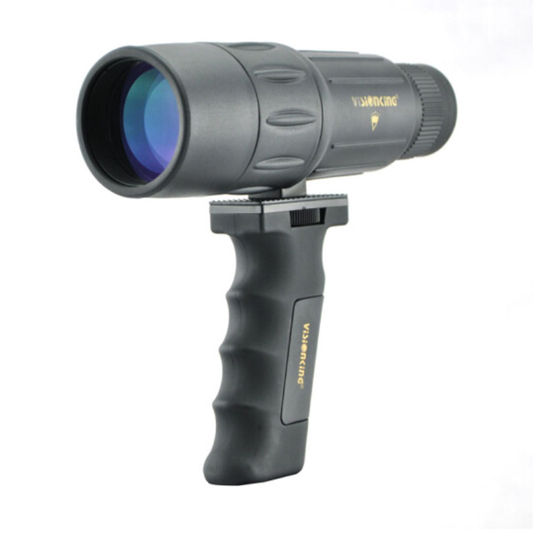Visionking 10 25x42WD Mini Portable Super Compact Monocular For Hunting Camping Telescope With Handhold Accu Grip
