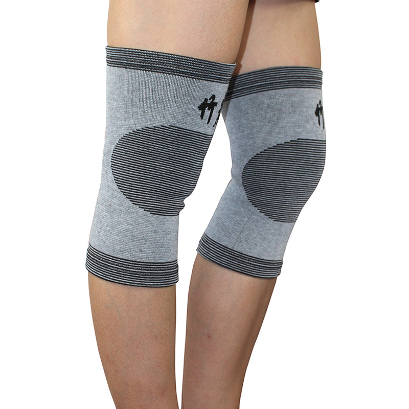Hot Elasticated Sports Knee Support Wrap Pad Brace Protector