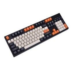 1 zestaw klawiszy klawiatury mechanicznej PBT GMK 87/104/108 boczne/górne czapki drukujące dla IKBC chłodzący główny FILCO