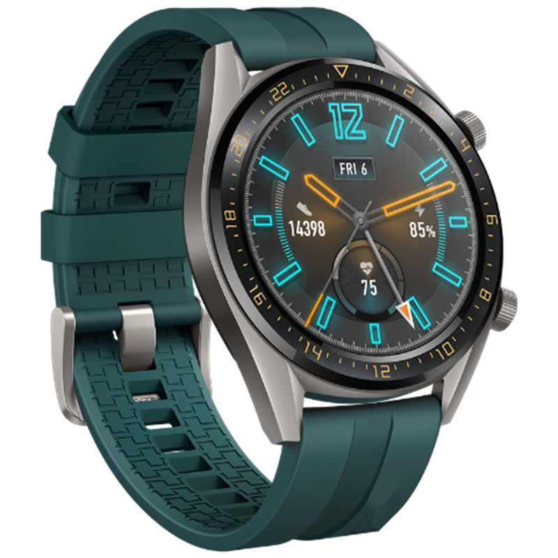 Wrist-Strap Bracelet-Band Huawei Watch Honor Magic Active/elegant Silicone for GT 5-Colors
