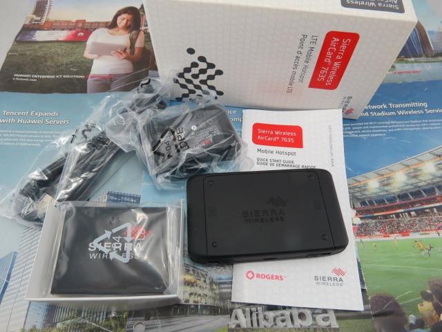 цена на Sierra Wireless AirCard 763S Mobile Hotspot