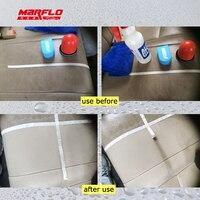 Car Wash Clean Brush With Applicator Magic Clay Pad Wax Spong Pad 3 Plus 1 Marflo