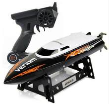 Sales Promote Udi001 Udi 001 2.4G 4CH RC Upgraded High Speed Boat Speedboat VS ft007 ft009 ft012 wl911 skytech h100 h101 rc boat(China)