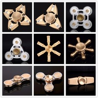 DODOELEPHANT TL 9 Hand Fidgets Spin Alloy Brass Metal EDC Sensory Fidget Spinner For Autism Kids