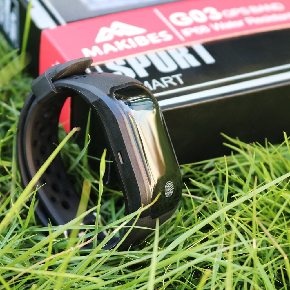 Makibes G03 GPS wristband (1)