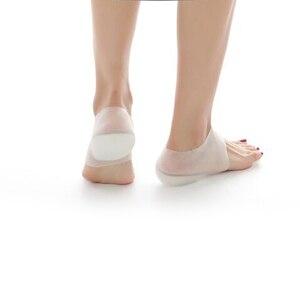 Outil de soin des pieds Invisible hauteur de levage coussinet de talon doublures de chaussette augmenter la semelle intérieure soulagement de la douleur coussinet hauteur réglable semelle intérieure coussinet