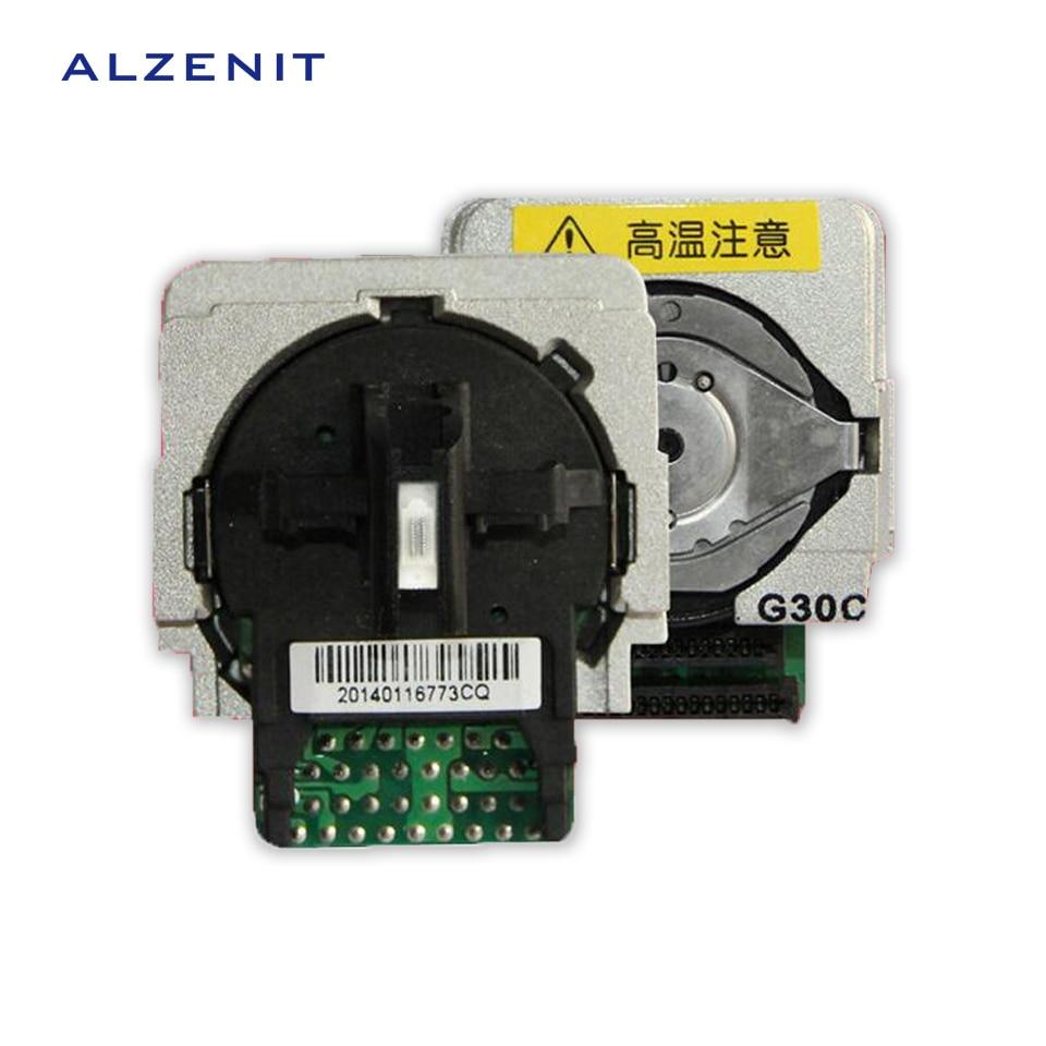 Printhead ALZENIT For Epson LQ-300K LQ300K LQ305K 300K  Used Print Head Printer Parts On Sale printhead alzenit for epson lq 1600k3h lq1600k3h 1600k3h oem new print head printer parts 100% guarantee on sale