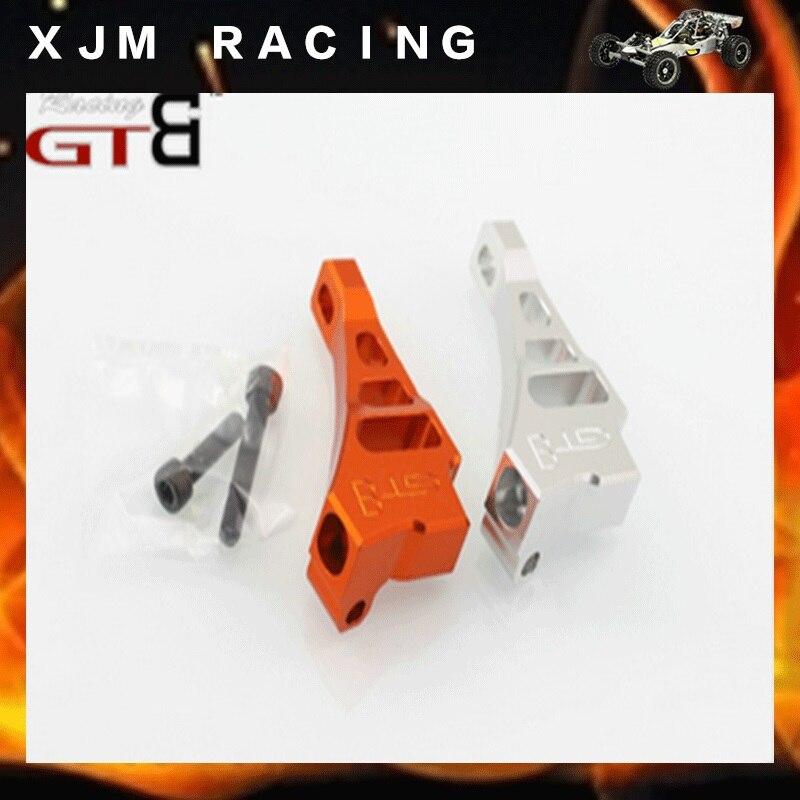 GTB Racing CNC moteur fixe trépied pour 1/5 rc voiture HPI Rovan baja 5b/5 t/5sc pièces