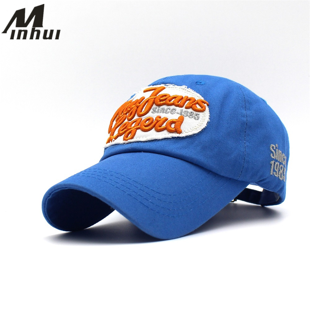 ᗑminhui unisex casual gorras de béisbol sombrero del verano mujeres jpg  1000x1000 Letra unisex baseball cap bc36ce2f603