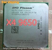 Процессор AMD Phenom X4 9650 (HD9650WCJ4BGH), четырехъядерный процессор 2,3 ГГц, Разъем AM2 + 9650, может работать