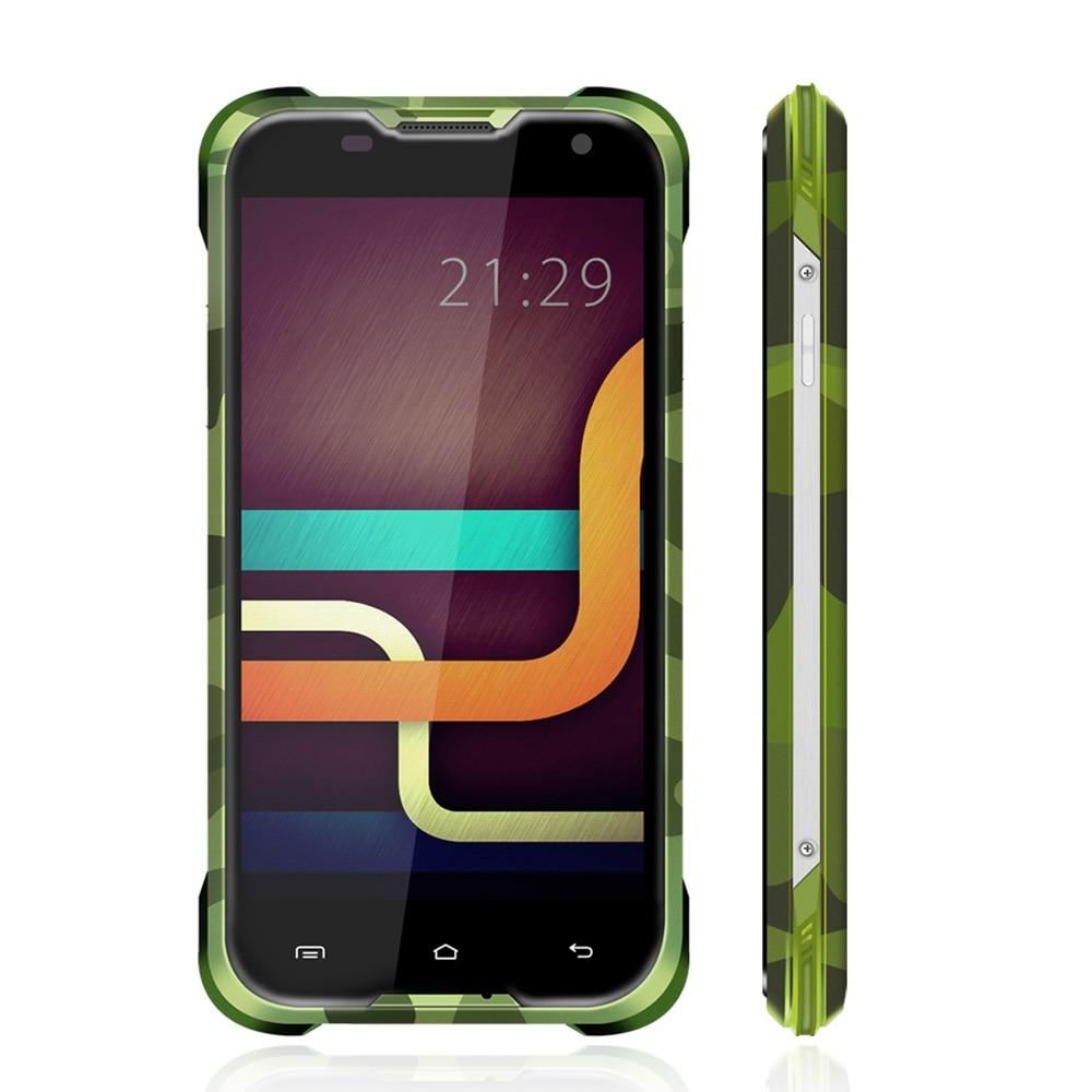 "Цена за Оригинал Blackview BV5000 4 Г LTE IP67 Водонепроницаемый MTK6735 5 ""Quad Core HD Android 5.1 Мобильный Сотовый Телефон 2 ГБ RAM 16 ГБ ROM 8MP"