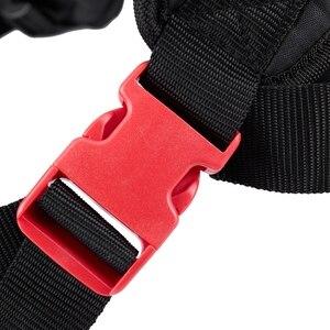 Image 5 - Accessoires de coupe dherbe Double harnais de bandoulière pour débroussailleuse avec panneau de Protection Confortable