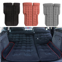 185*110 Camping Car Bed Car Mattress Car Back Seat Cover Air Mattress Colchon Inflable Para Auto Travel Bed For SUV