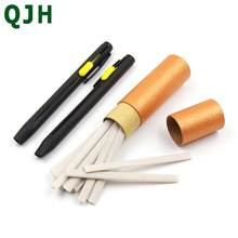 QJH 1Set Sewing Chalk Pencils Fabric Marker Tailors DIY Disappearing Craft Clothing Garment Accessories