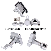For BMW r1200gs lc R1200 GS R 1200GS R NINE T 13 17 R NINET Universal Mobile Phone Holder Motorcycle Bicycle Stand Rotatable