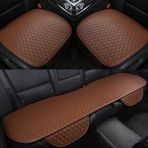 Image 2 - 車の車のフロントバックシートカバーフィットすべての車のクッション車のシートカバークッション四季の一般的な