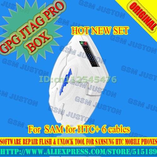 Gpg jtag box-repair software flash & unlock ferramenta para samsung htc google lg motorola huawei telefones celulares