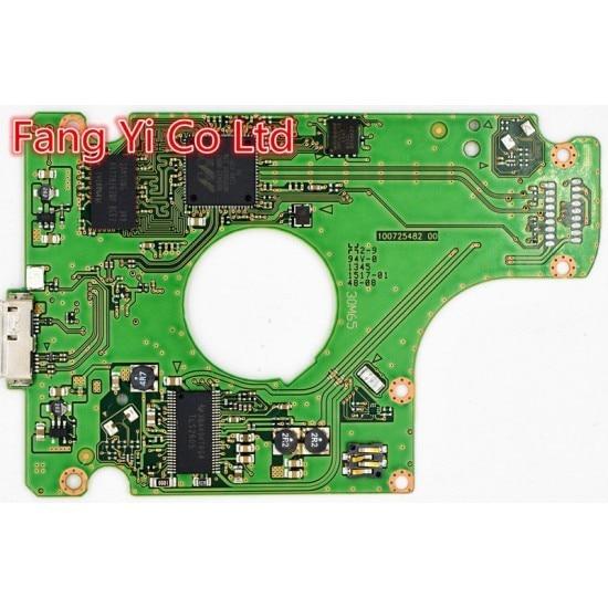 Free shipping hard driver pcb board for samsung /Logic Board /Board Number:100725482 M8U REV07 R00 / ST1000LM025