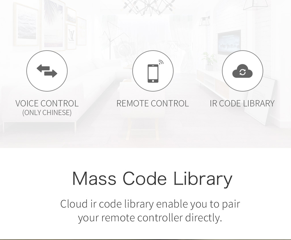 Geeklink Smart Home WiFi + IR + 4G 2