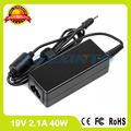 19V 2.1A 40W ac power adapter AA-PA2N40S AD-4019W AA-PA3NS40/us AD-4019A laptop charger for Samsung ATIV Book 5 542U3X NS310