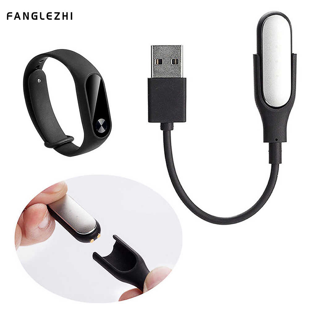 Mi Band 2 3 Charger Kabel Data Cradle Dock Pengisian Kabel untuk Xiao Mi Mi Band 2 3 USB Charger kabel Pelindung Layar Adaptor