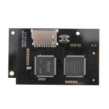 محرك بصري محاكاة ترقية المجلس ل تيار مستمر لعبة آلة المدمج في استبدال القرص الحرة ل كامل جديد Gdemu لعبة 5.15B