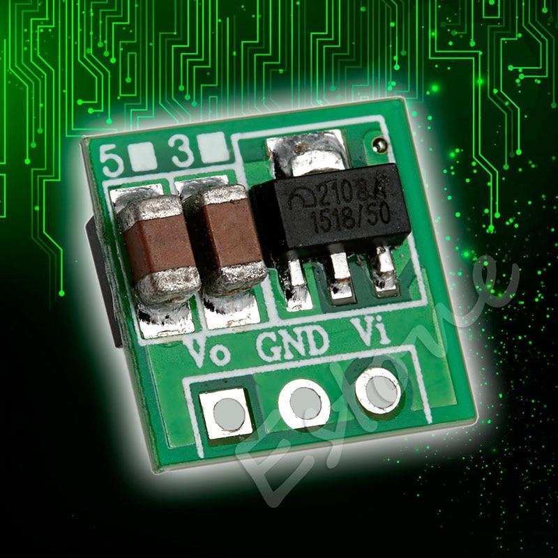 Mini DC/DC Converter 0.9-5V to DC 5V Step UP Boost Module for Breadboard Arduino