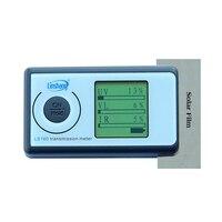 Portable Solar Film Transmission Meter Test Windo3 in 1 Solar Film Transmission Meter Tester Light Transmittance Meter LS160