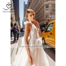 Swanskirt Wedding Dress boho ball gown vestido de noiva