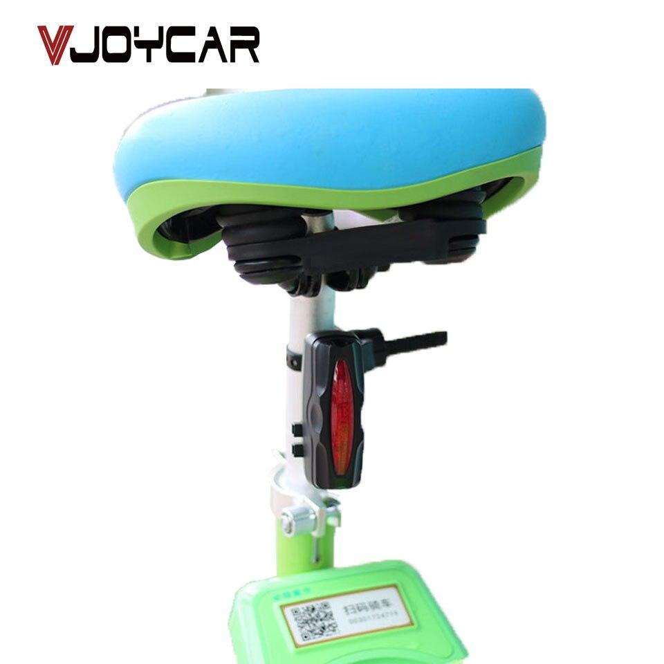 VJOYCAR T19 Small Bike GPS Tracker Tail Lamp Waterproof With 2600mAh Rechargeable Battery FREE GPS Tracking Software & APP new battery for trimble gps juno sb sa sc sd battery 3 7v 2600mah