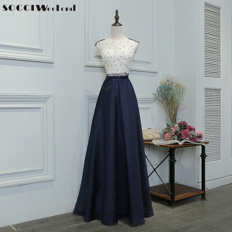 एसओसीसीआई क्लासिक ब्लैक - विशेष अवसरों के लिए ड्रेस