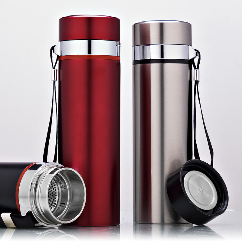 500 ML Keep Mug Cup Coffee Cup Stainless Steel Car Leakproof Insulation Against Hot Mug