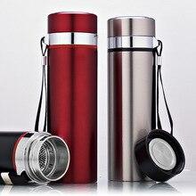 500 ML Halten Becherschale Kaffeetasse Edelstahl Auto Dicht-Isolierung Gegen Heißen Becher Tassen Heiße Tasse Tee Trinkflasche