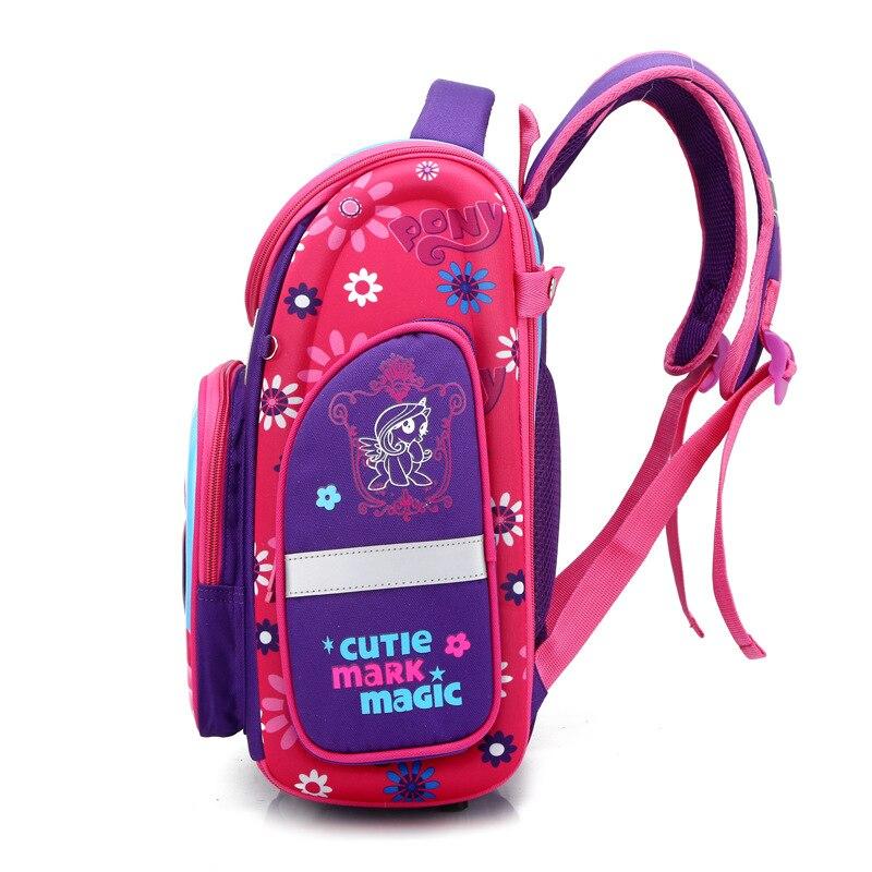Image 4 - Girls Boys Cat Schoolbags Waterproof Breathable Kids 3D Cartoon  School Bags Children Orthopedic School Backpacks Mochila EscolarSchool  Bags