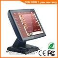 Haina Touch 15 pulgadas sistema POS pantalla táctil con pantalla de cliente caja registradora electrónica máquina para la venta de supermercados