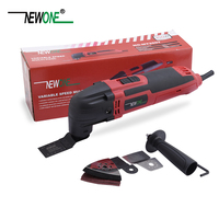 Power Tool 300w oscillating multi tool electric Trimmer Variable Speed oscillating tools DIY renovator tool at home|Electric Trimmers| |  -