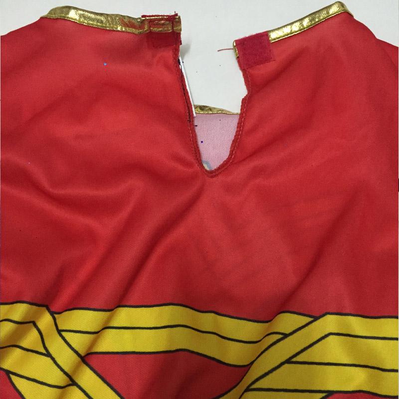 Purim Deluxe Wonder Woman Costume Cosplay Halloween Superhero Girls Child Dawn Of Justice Princess Diana Dress Up Suit (1)