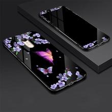 For Xiaomi Redmi 5 plus Tempered glass Case + Glass Screen Protector Film for Cover redmi5 5+