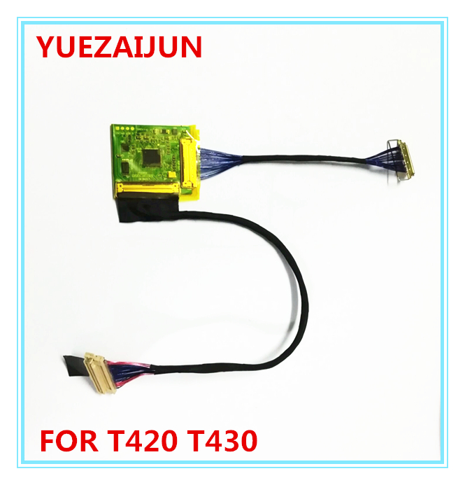 New 1080p 1920X1080 IPS FHD Upgrade Kit for thinkpad T430 T420 LCD controller Coverter Kit