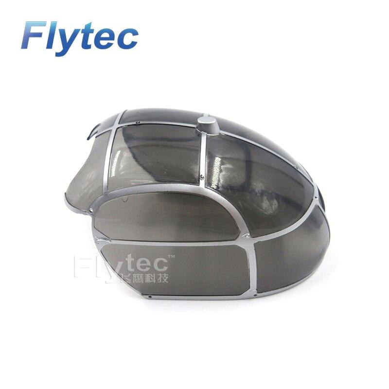Livraison gratuite Wltoys V915 Head Cover Shell Pièces De Rechange Pour V915 RC Hélicoptère